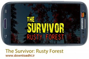 The Survivor: Rusty Forest