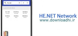 HE.NET Network Tools