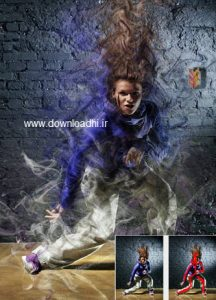GraphicRiver Dissipation PS Action