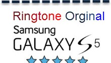 Ringtone-orginal Galaxy s5